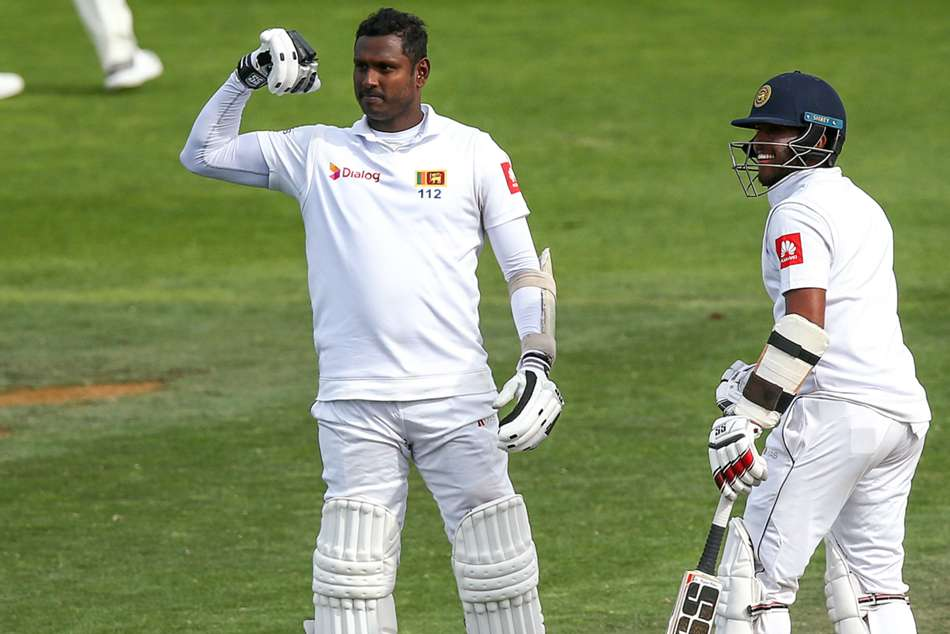 Mendis Mathews New Zealand Sri Lanka Report