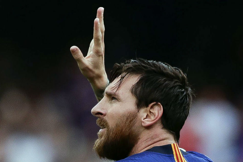 Now Messi Has New Wings Fly