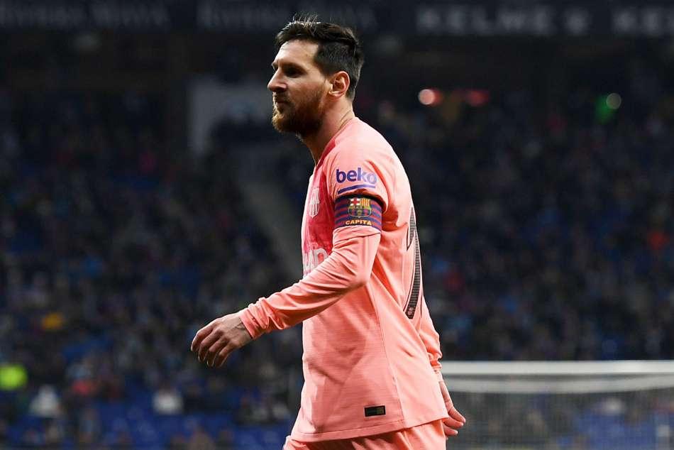 Hugo Lloris Lionel Messi The Best Tottenham Barcelona Champions League