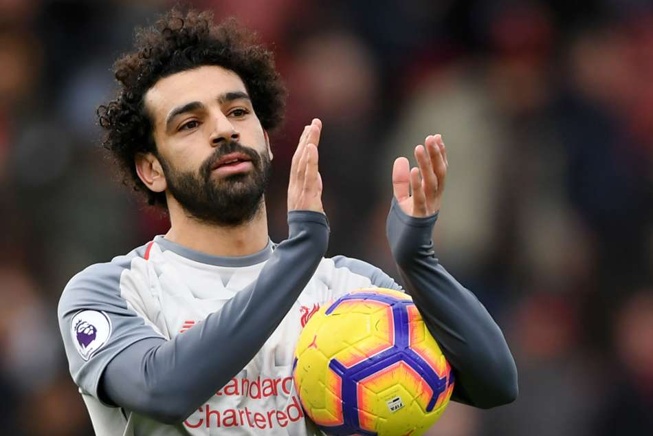 Salah Headlines Caf Player Of The Year Shortlist Koulibaly Misses Out