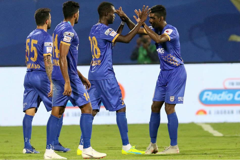 Isl Mumbai City Add Injury Chennaiyin Wound Beat Champions 2