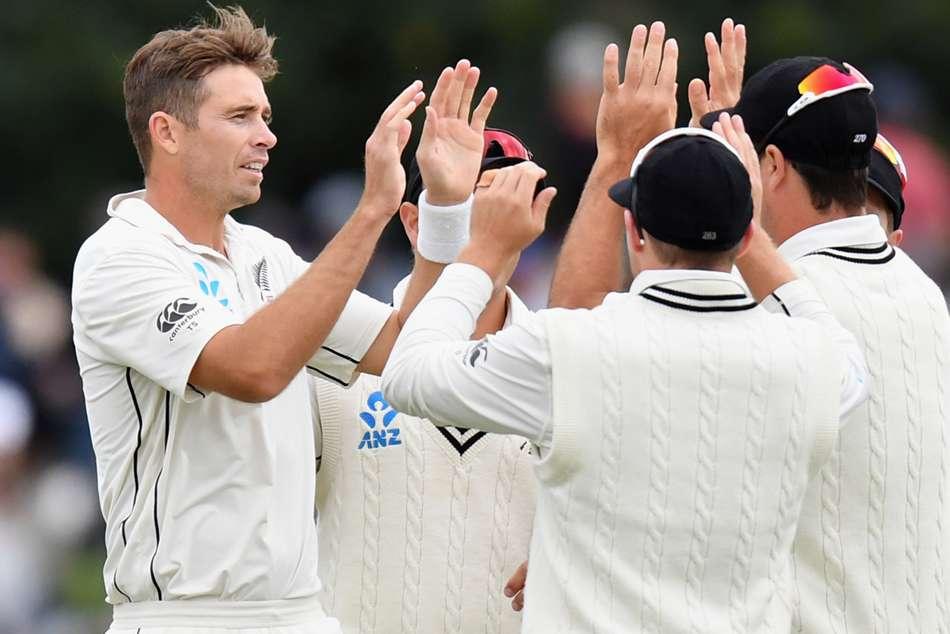 Tim Southee New Zealand Sri Lanka Second Test