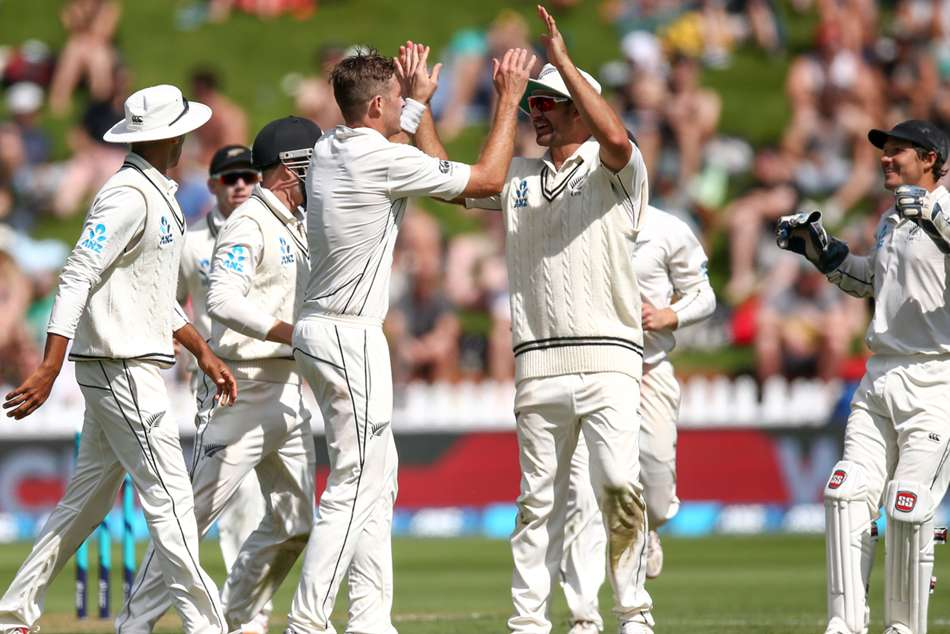Tim Southee New Zealand Sri Lanka First Test Day One