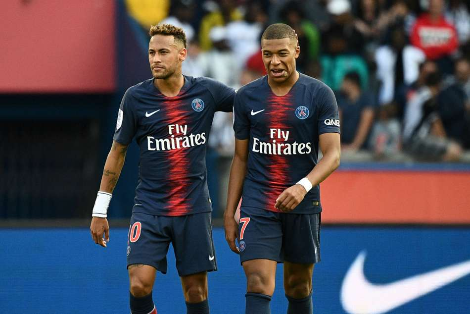 PSG swiftly and strongly refuted claims they are prepared to sell Neymar or Kylian Mbappe to avoid FFP penalties.