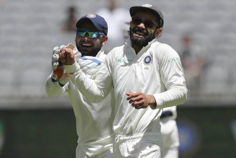 India Vs Australia Rishabh Pant Regales O Keefe Stirs Hornet S Net