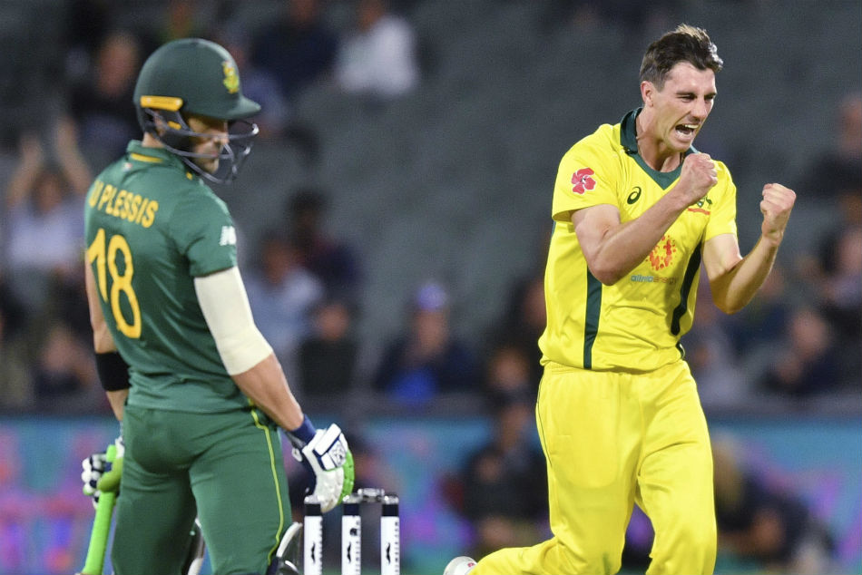 Australia set to rest Cummins, Starc, Hazlewood for first 3 ODIs against India