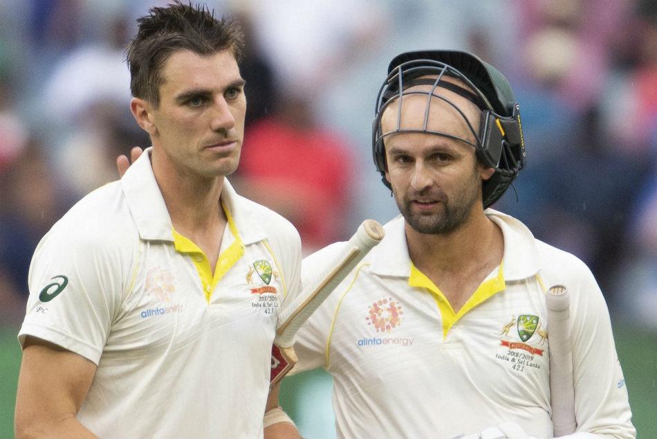 India Vs Australia 3rd Test Day 4 Highlights Melbourne