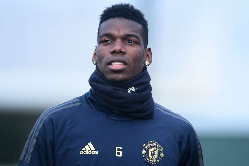 Paul Pogba could be Solskjaers spearhead