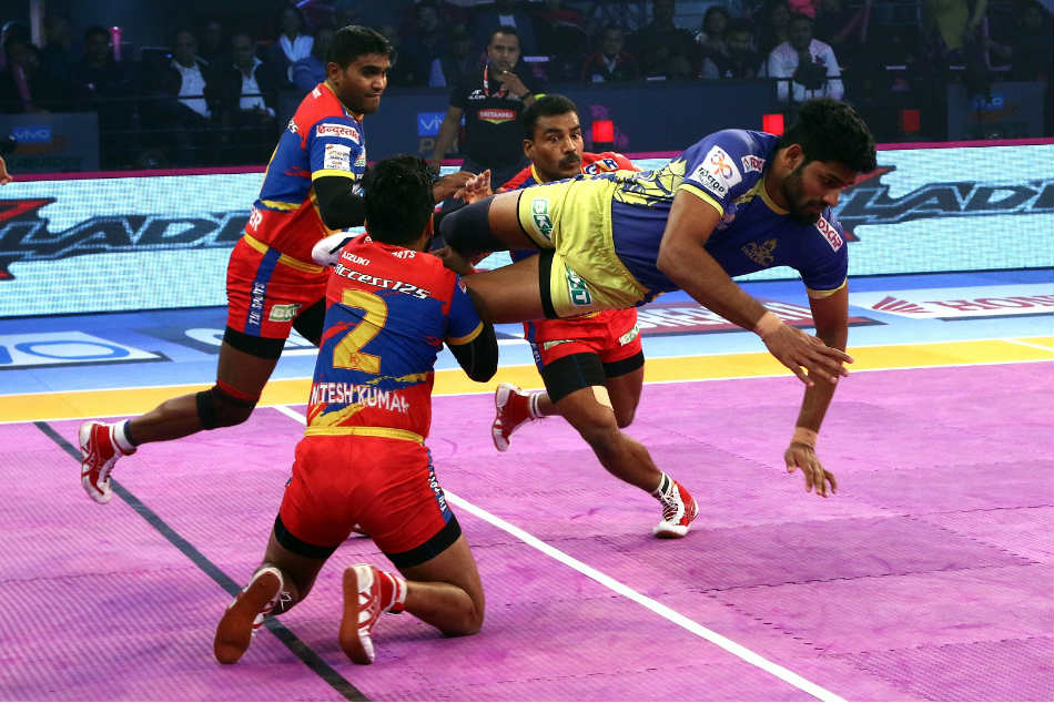 Pkl Tamil Thalaivas Up Yoddha Play Thrilling Draw