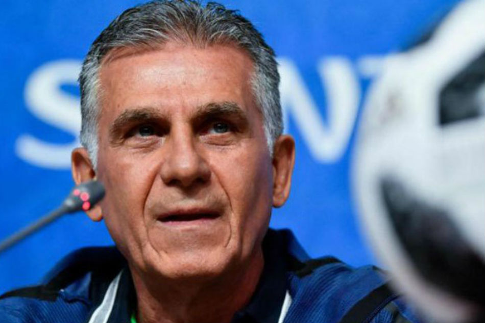 Afc Asian Cup 2019 Iran Coach Queiroz Guards Against Compla