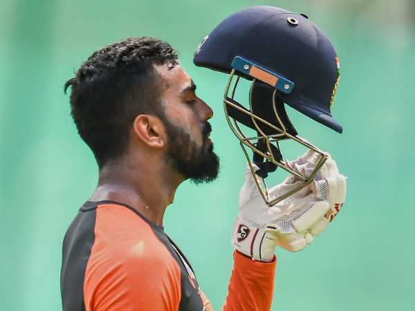 3. On the lean patch of KL Rahul