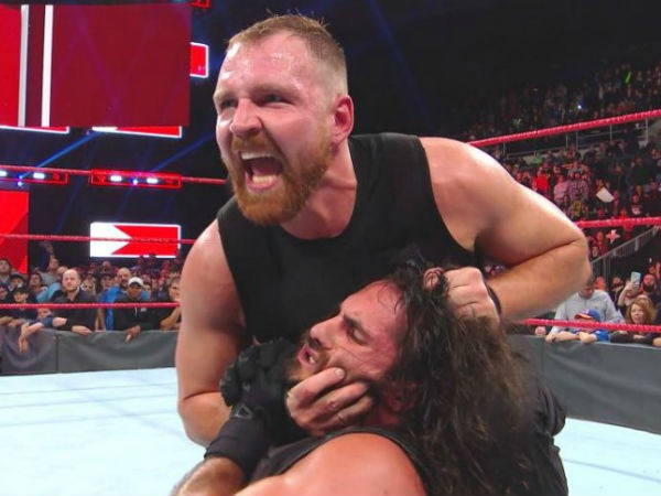 Ambrose turns against Rollins