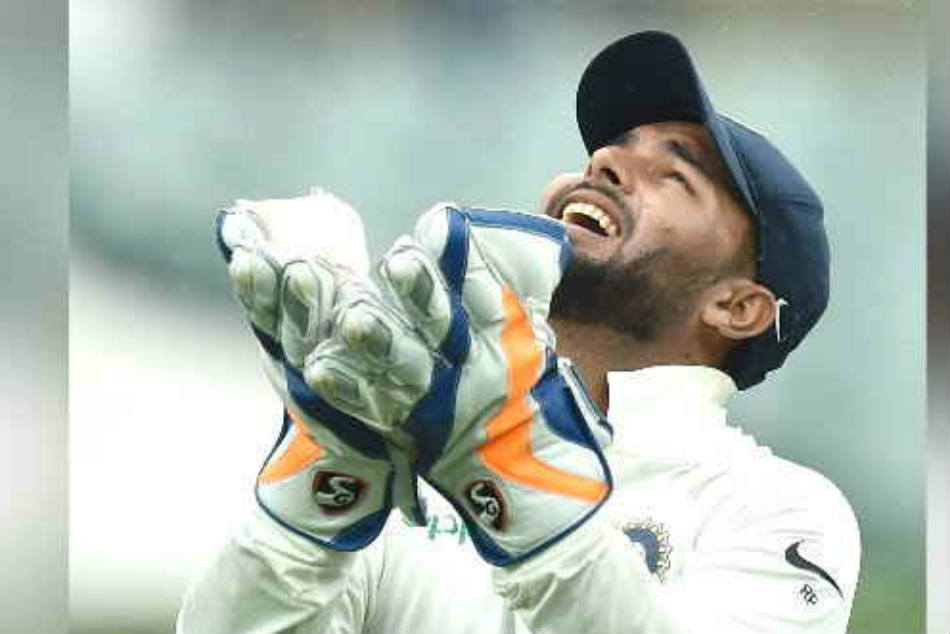 Rishabh Pant Equals World Record Takes 11 Catches