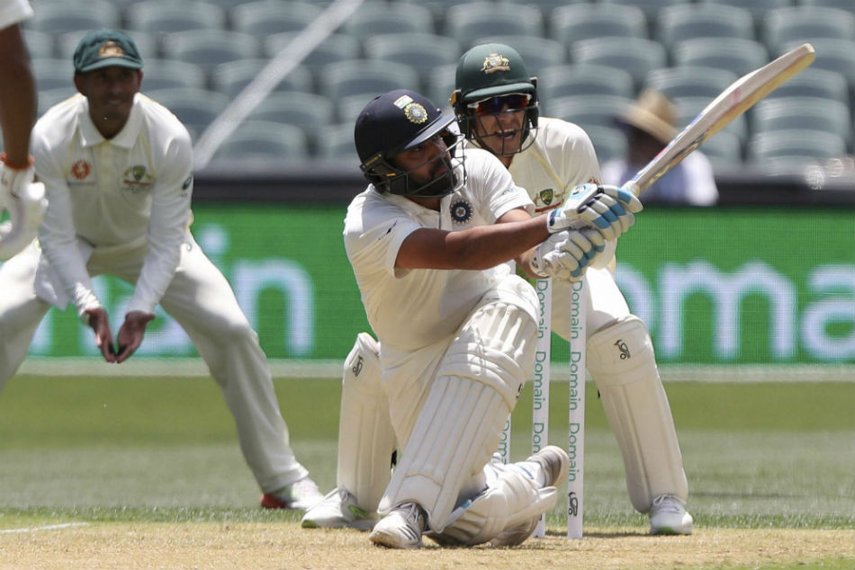 India Vs Australia, 3rd Test: Paine continues chatter behind stumps, Rohit offers a smile