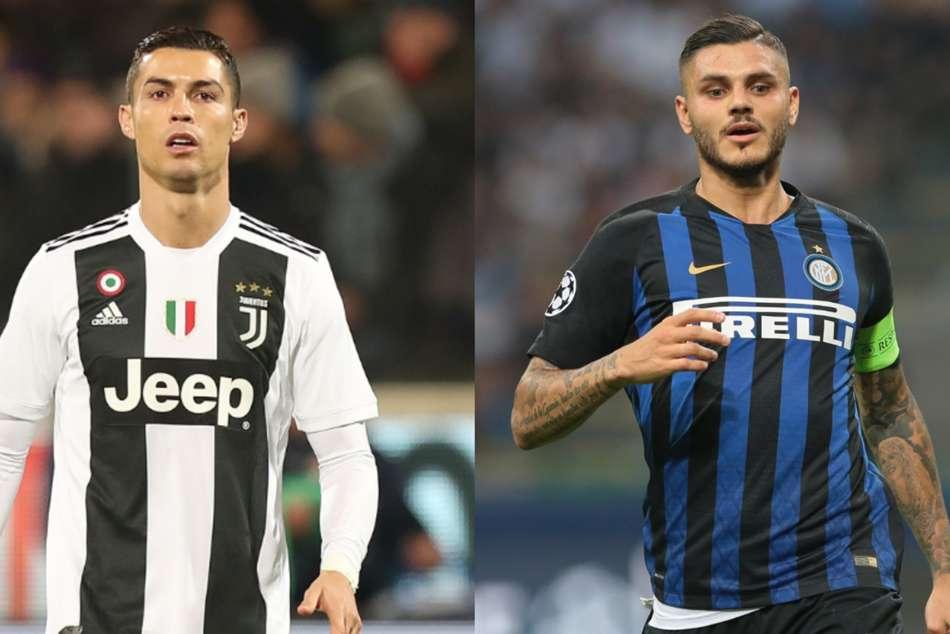 Juventus V Inter Icardi A More Lethal Marksman Than Ronaldo Mykhel