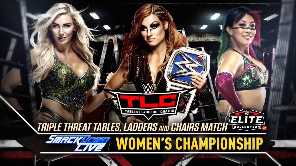 Rumour Major Championship Change Expected At Wwe Tlc Ppv