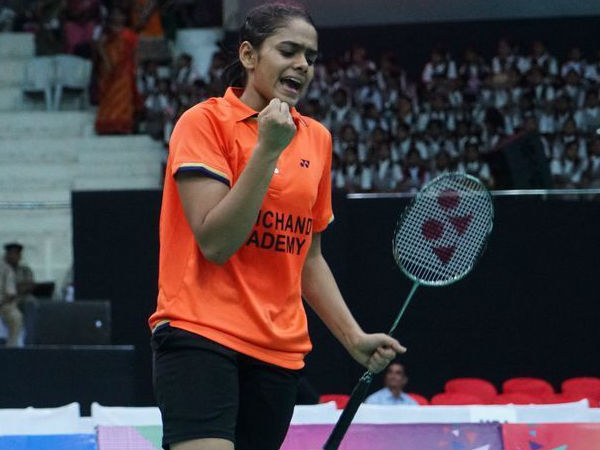 Rutuparna Panda (Mixed Doubles)