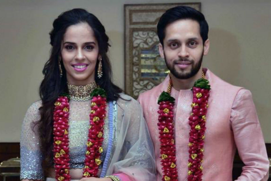 Best Match My Life Saina Ties The Knot With Kashyap
