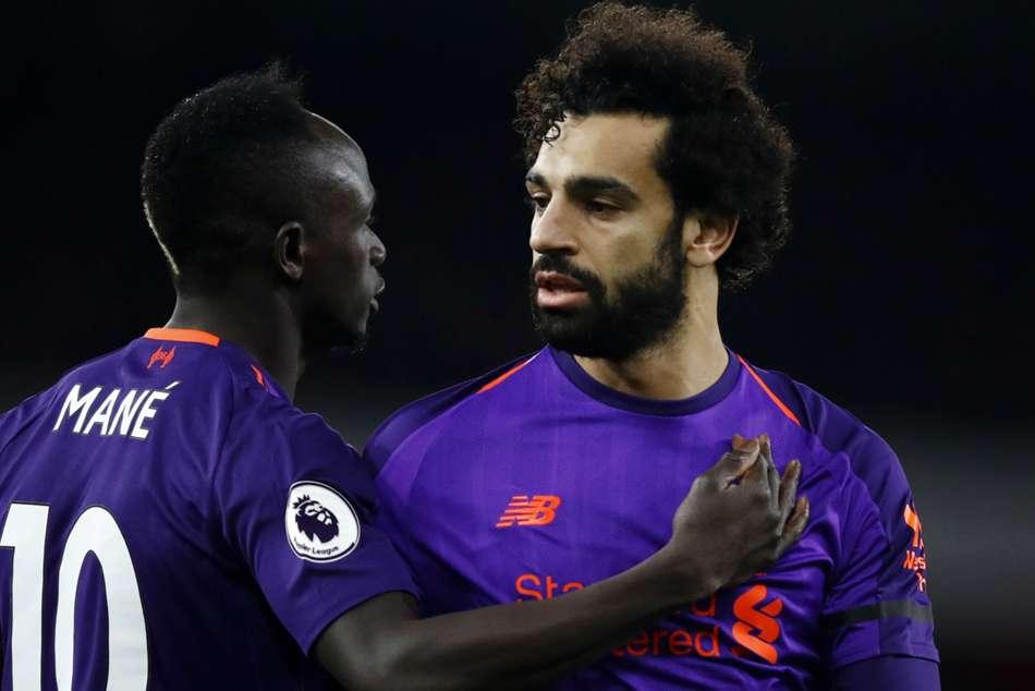 African Player Of Year Award Liverpool Naby Keita Mohamed Salah Sadio Mane