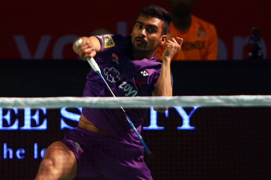 Pbl Unbeaten Sameer Verma Ensures Dramatic Victory Mumbai Rockets