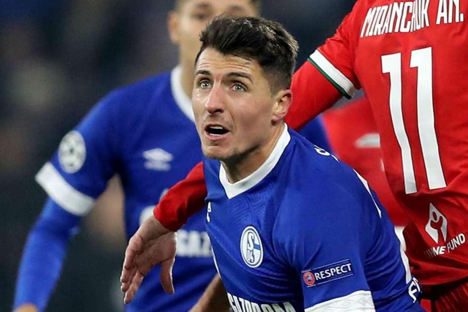 Schalke 1 Lokomotiv Moscow 0 Champions League
