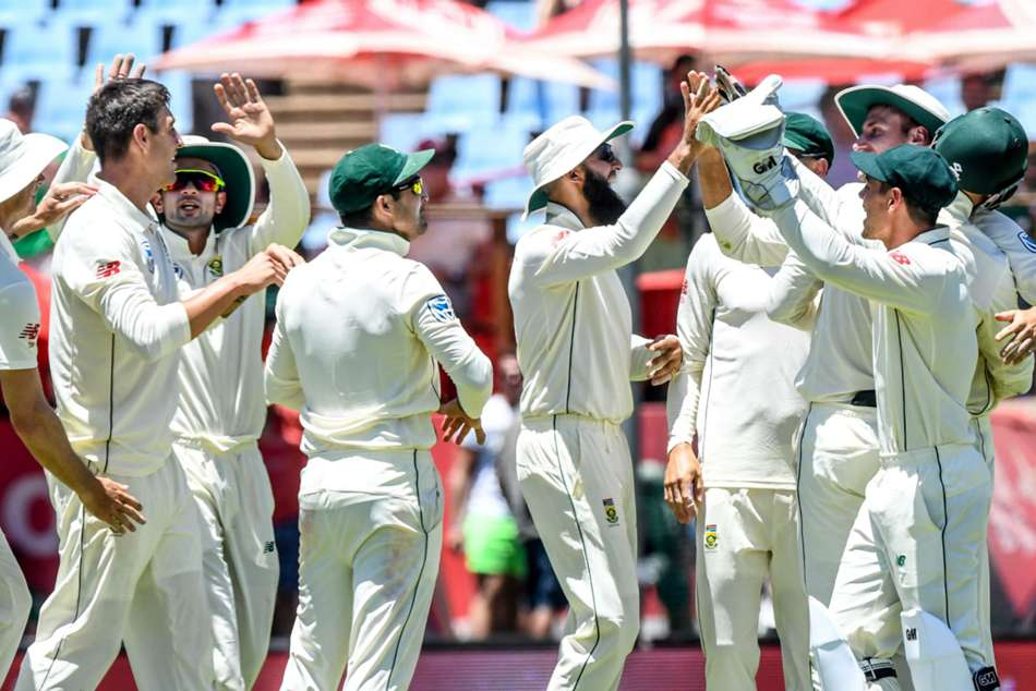 South Africa First Test Pakistan Duanne Olivier Dale Steyn Report