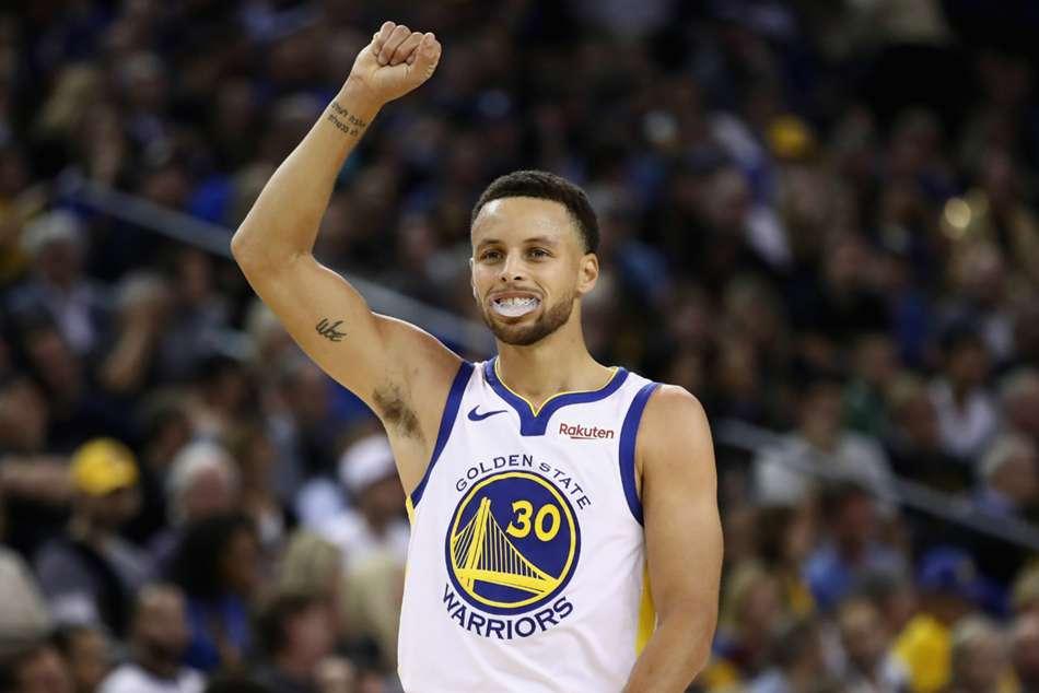 Stephen Curry 15000 Regular Season Point Warriors Golden State Nba