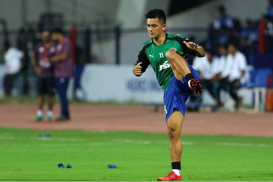 Best Footballer Asia 2018 Sunil Chhetri Included A 24 Man List