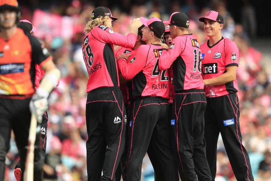 Sydney Sixers beat Perth Scorchers
