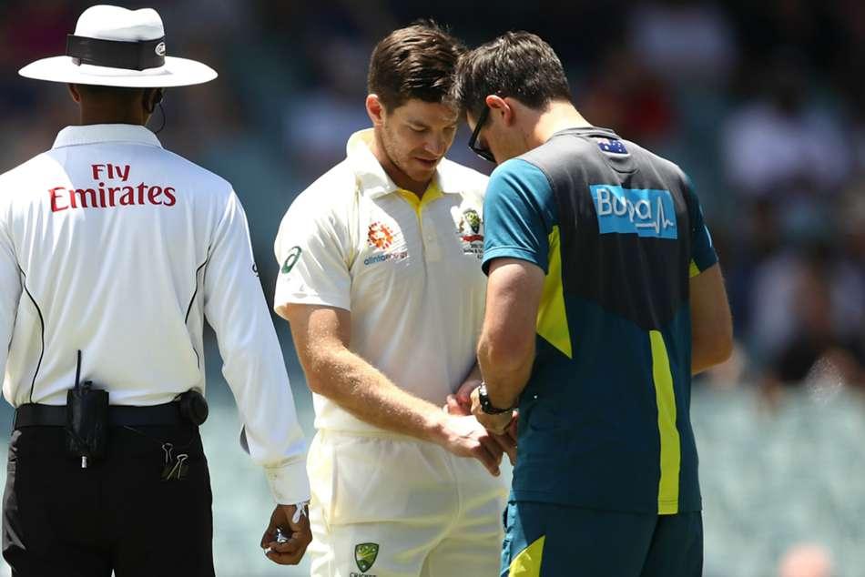 Langer Dismisses Paine Concerns Australia India Test