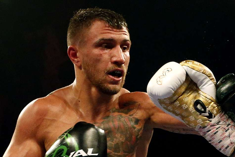 Vasiliy Lomachenko Vs Jose Pedraza Lightweight Title Wba Wbo