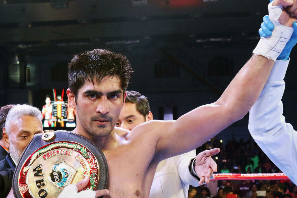 Vijender Singh S American Dreams World Title Bout With Cane