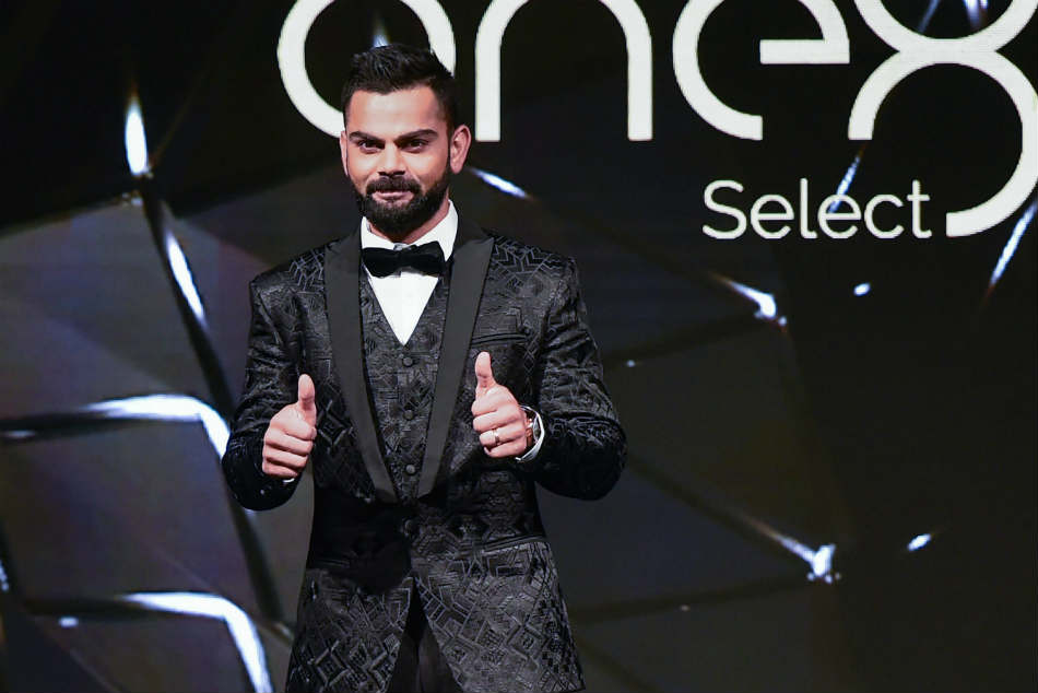 Virat Kohli came second in the Frobes India Richest Celebrity List
