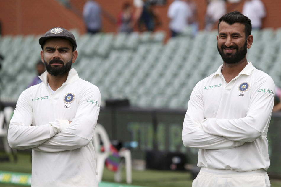 Australia Vs India 1st Test List Of Records Stats From Adelaide Test Cheteshwar Pujara Virat Kohli