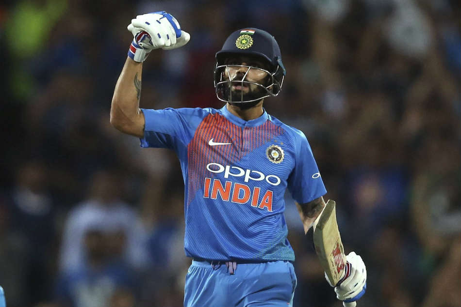 Virat Kohli featured prominently in top 5 ODI innings of Indians in 2018