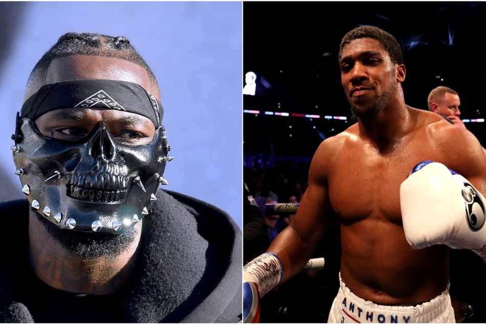 Deontay Wilder Anthony Joshua Tyson Fury Heavyweight Boxing