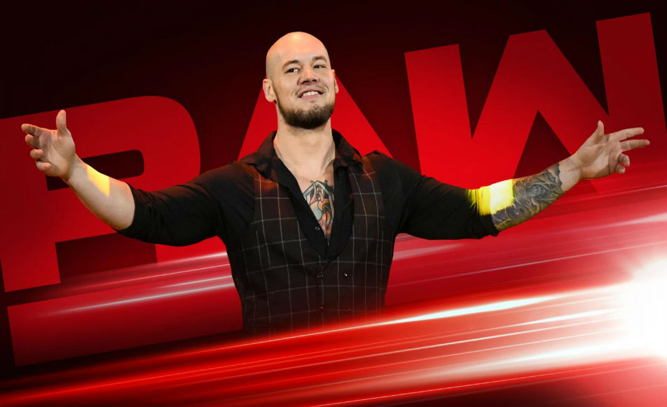Baron Corbin to continue his domination on Raw (Images: WWE)