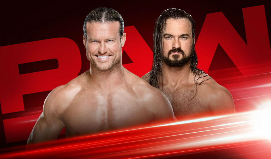 Ziggler vs. McIntyre set inside a steel cage tonight on WWE Raw (image courtesy WWE.com)