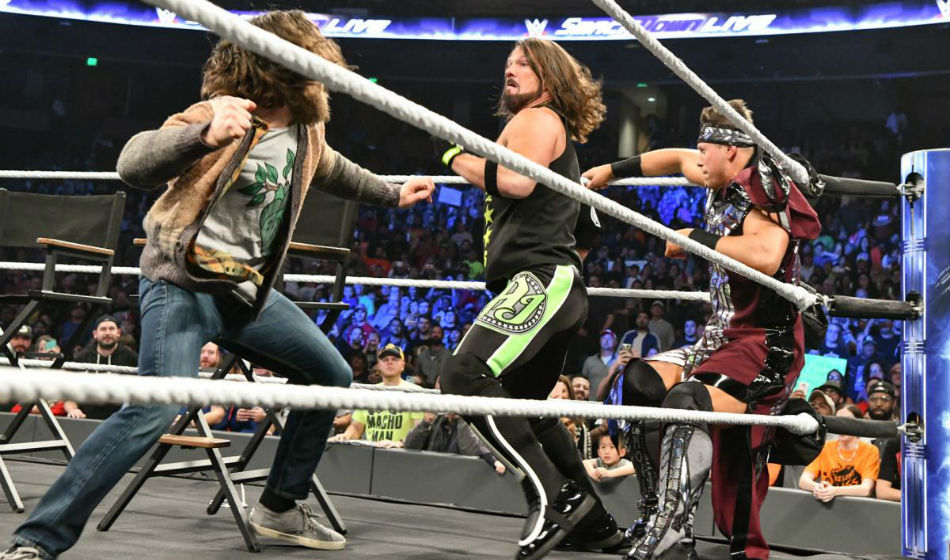 Wwe Smackdown Live Results Highlights December 4 2018
