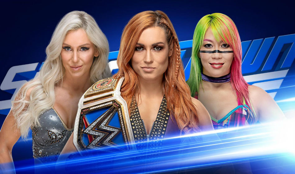 Triple Threat match to be made official tonight on Smackdown (Images: WWE.com)