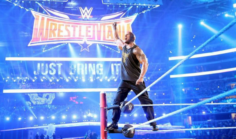 Potential Plan The Rock If He Returns At Wwe Wrestlemania 35