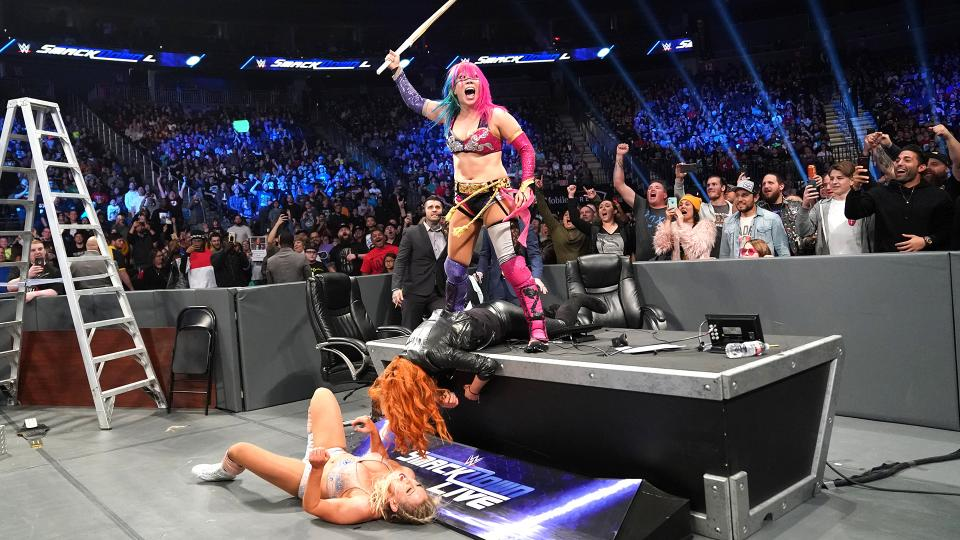 Wwe Smackdown Live Results With Highlights December