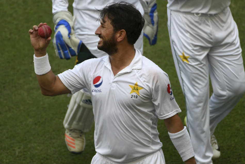 Yasir Shah became the fastest bowler to the 200 Test wickets mark