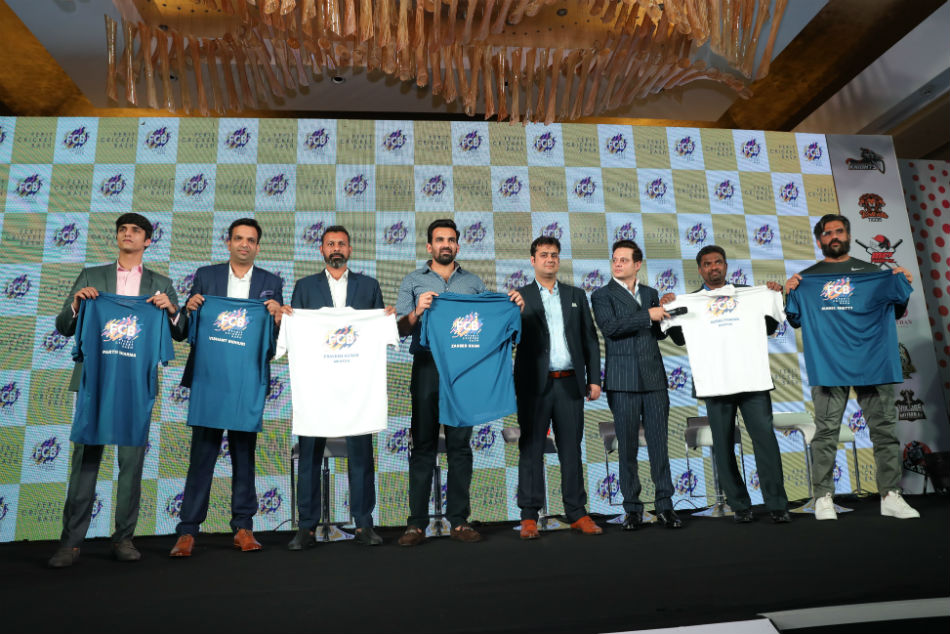 Zaheer Khan, Suniel Shetty unite to launch Ferit Cricket Bash for amateur cricketers