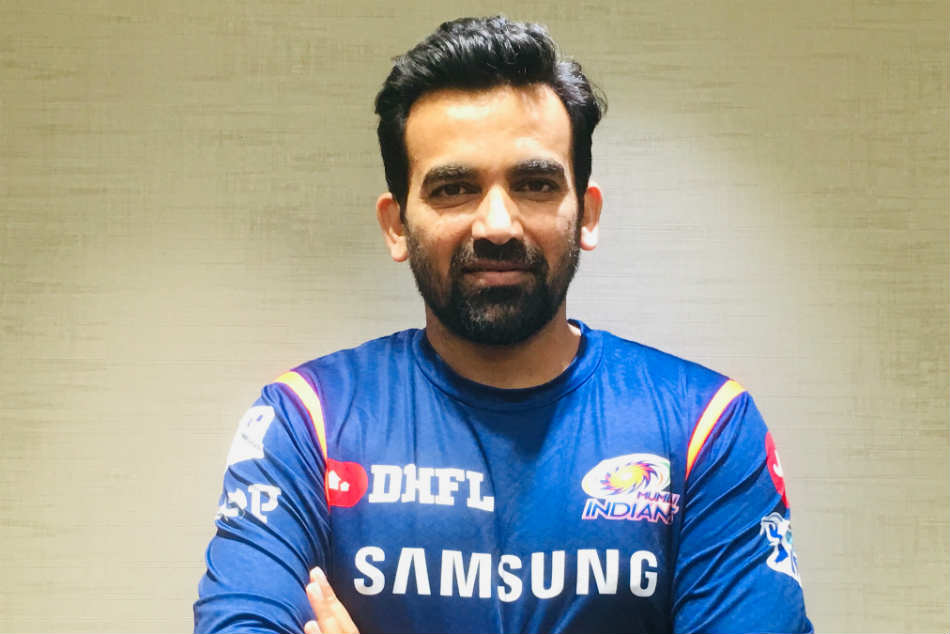 Ipl 2019 Mumbai Indians Appoint Zaheer Khan As Director Rohit To Lead