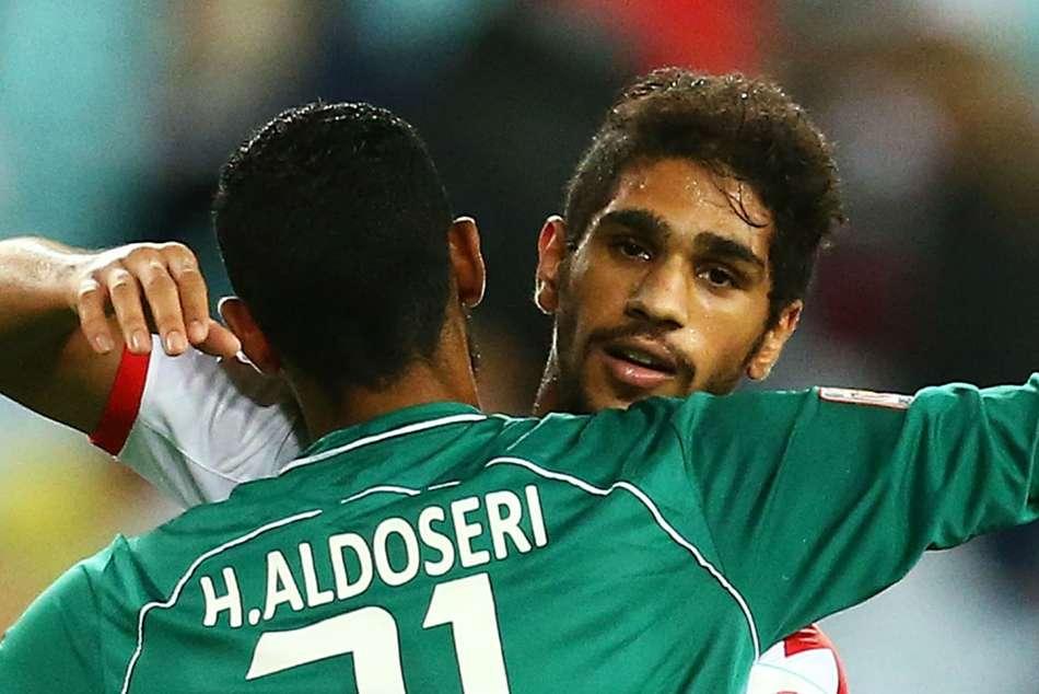 Bahrain Thailand Asian Cup Abdulla Yusuf Helal