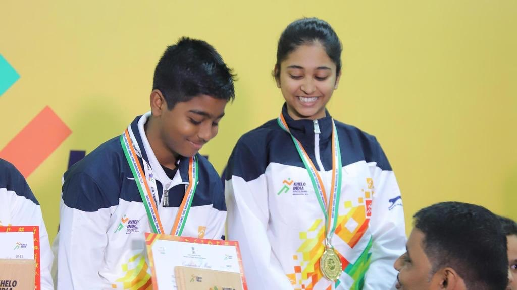 Shooting 10 Year Old Abhinav Shaw Becomes Youngest Khelo India Champ