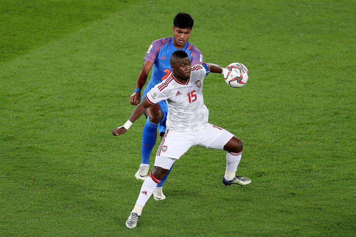 Afc Asian Cup 2019 India Vs Uae Live Updates Sunil Chhetri
