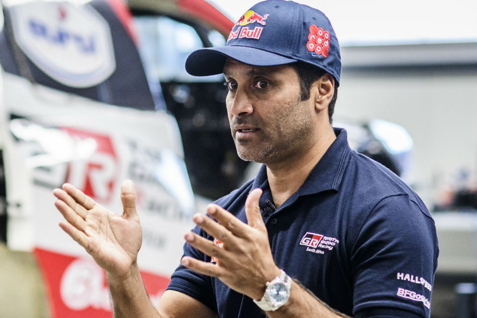 Al Attiyah Wins Dakar Fourth Stage Extends Lead At Top