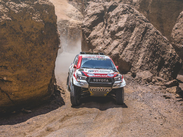 Advantage Al Attiyah